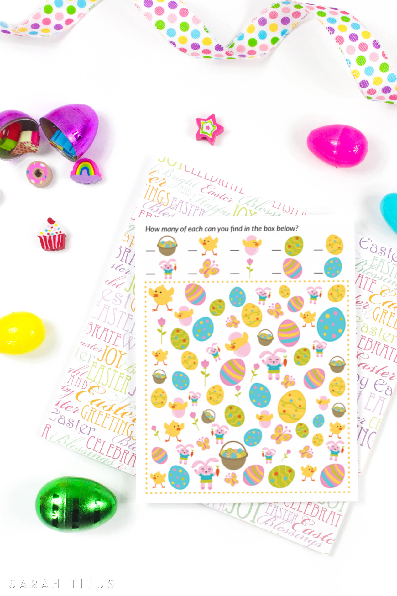 For this day, I am bringing you these Easter Free Printables. Some are so complete and will help you to teach your little ones about this amazing holiday.