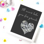 Want to show your love and appreciation to someone you love and care for? ThisI'll Never Take You For Granite Free Printable is such a cute and silly Wall Art. It will be a great way for you to let people know how important they are for you!