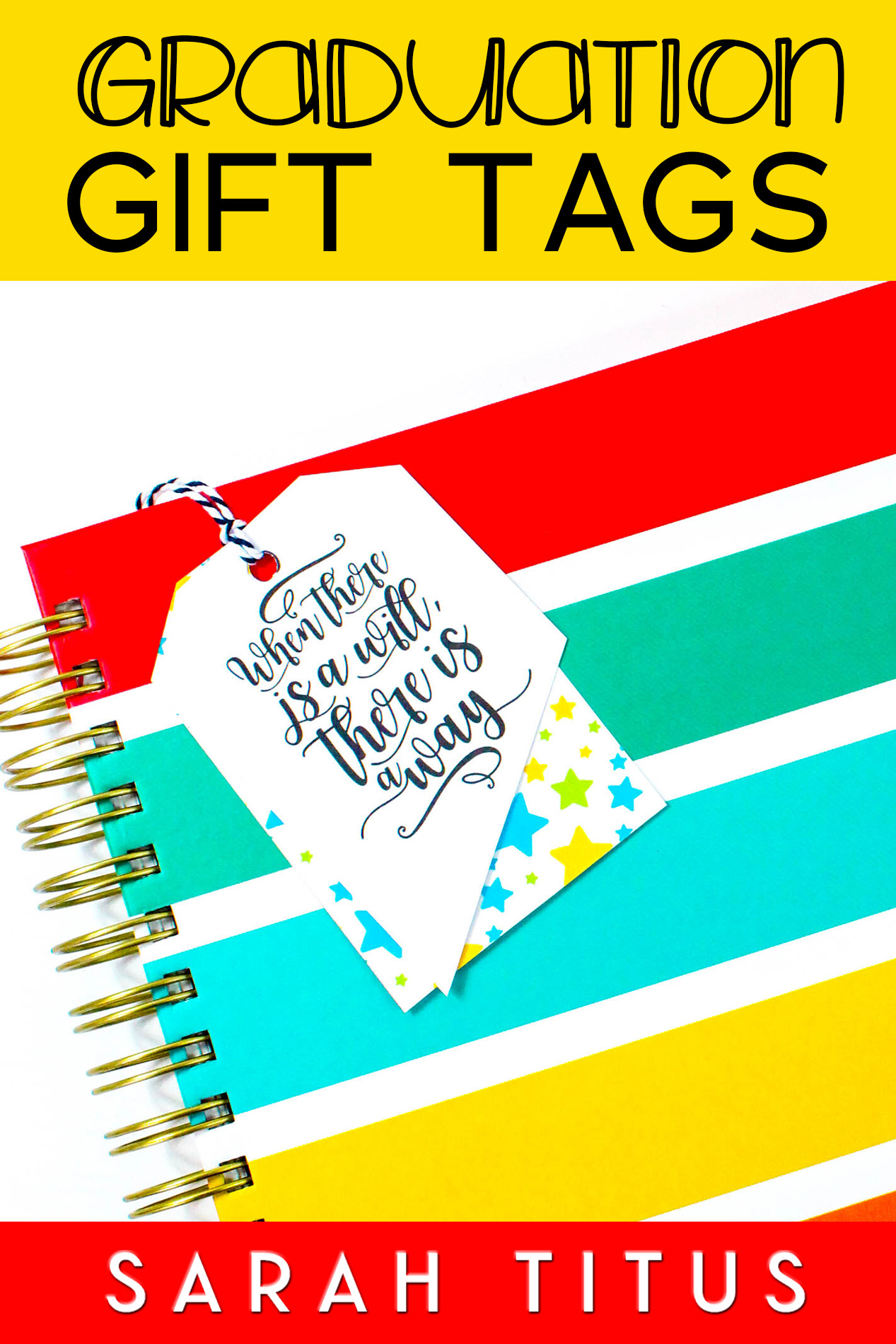 Your graduate is special to you, so is your gift. Adorn your loving gift with these unique and one-of-a-kind free printable graduation gift tags! #FreePrintables #GraduationGiftTags #GraduationGiftTagsPrintableFree #graduationgift #grad #graduationgifttag #gradgift