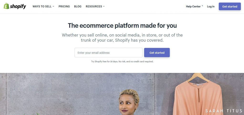 Confused by all the Shopify plans they have to offer? I was at first too! Now after just a year on Shopify, I make $2 million/year in revenue and am very well versed on all things Shopify. Lemme help you decide which plan is right for YOU and your business! #shopify #shopifyplans #ecommerce #milliondollarshop