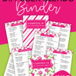 Essential Oils Binder