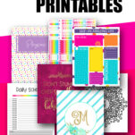 With over 800+ free printables here on SarahTitus.com, you're sure to find everything and anything you're looking for from kids printables to monogram coloring sheets, from wall art to calendars and everything in between! You won't be disappointed with these high-quality, professional prints!