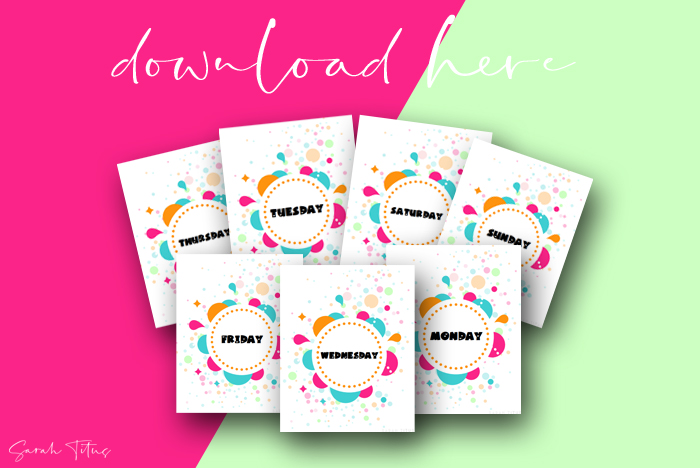 Free Printable Binder Covers For Teachers To Organize Students