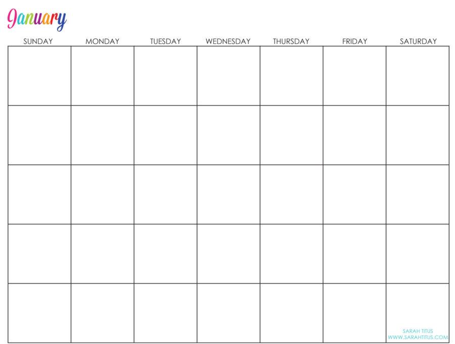 Undated-January-Calendar