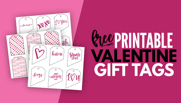 It's just an image of Free Printable Valentine Tags pertaining to candy