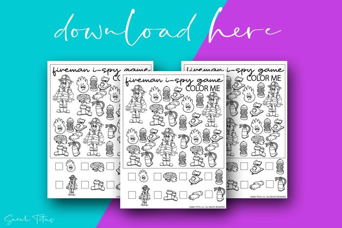 10 Fun Cute Art I-Spy Games For Free Printable