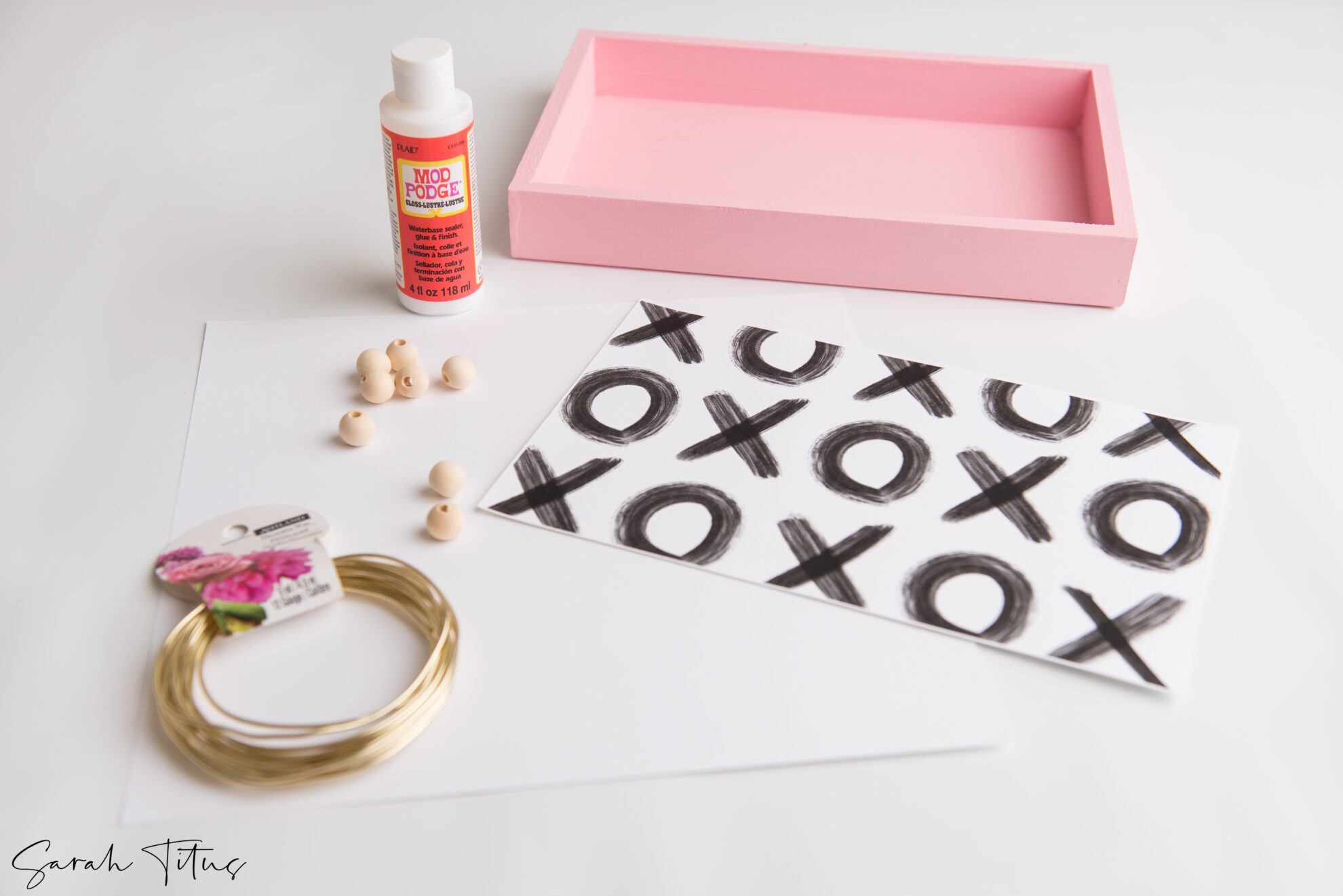 Cute DIY Valentine's Day Craft Tutorial With Printable