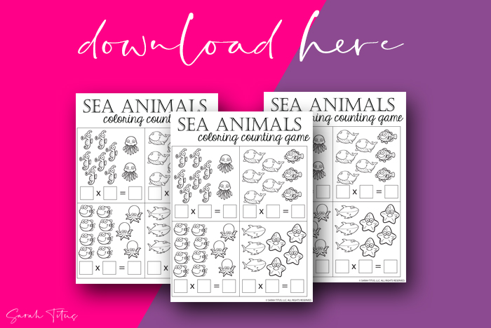 Cute Fun Math Games Multiplication Printables For Kids To Learn