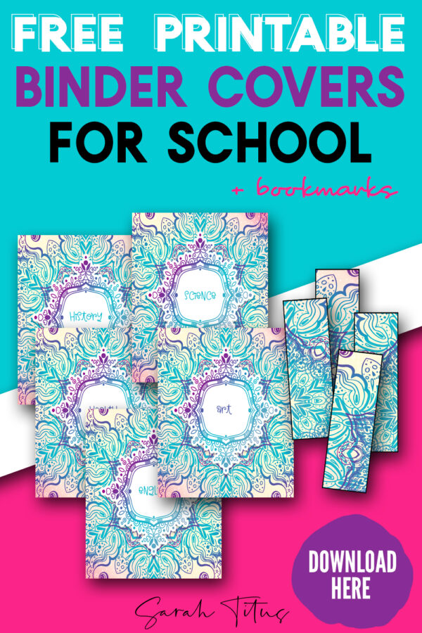 It is an image of Printable Binder Cover Templates within lilly pulitzer
