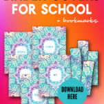 Love binder covers?These colorful free printable binder covers are perfect for a school student!You'll be the envy of all the kids and even your teacher with these fun templates!