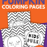 Don't forget to download these free printable fall coloring pages for kids. Your kids or students will love coloring these fun fall coloring pages! #coloringpages #coloringsheets #pumpkin #fall #coloring