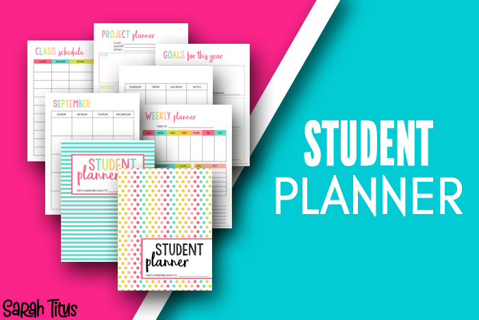 Student-Planner-Pack