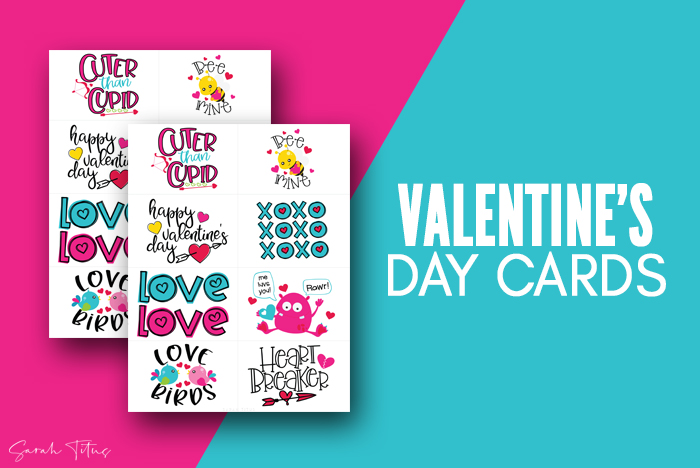 Beautiful Valentine's Day Cards Printable Free