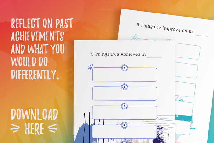 Free Reflection Planners_Student Planner