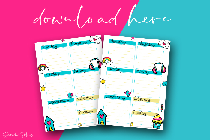 Beautiful Artwork 2021 Printable Calendars For Free Daily Planner Page
