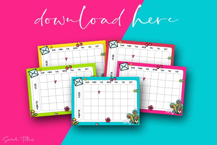 Beautiful Artwork 2021 Printable Calendars For Free Monthly Planner