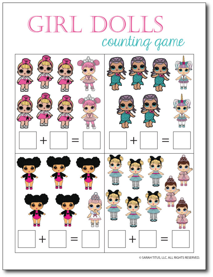 Addition-Counting-Game-Girl-Dolls