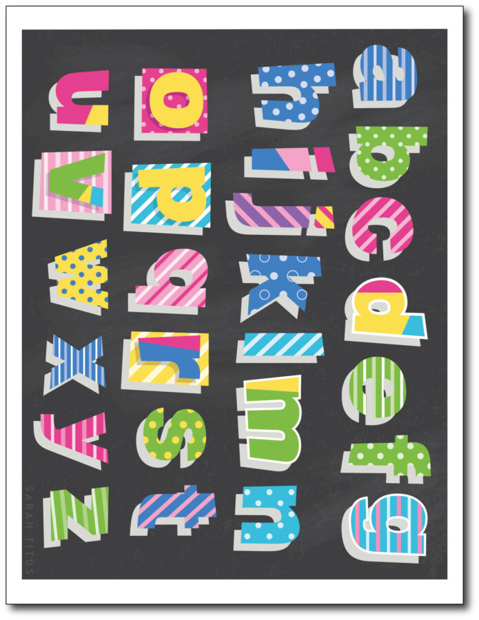 Colorful-Classroom-Alphabet-Printable-Wall-Art-Free-Black-Lower