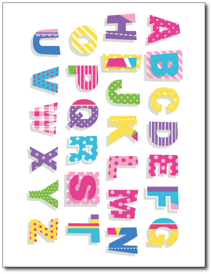 Colorful-Classroom-Alphabet-Printable-Wall-Art-Free-White-Capitals