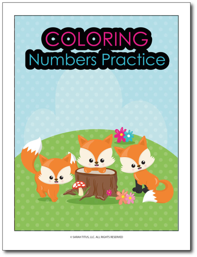 Coloring-Numbers-Practice-Writing-Sheets