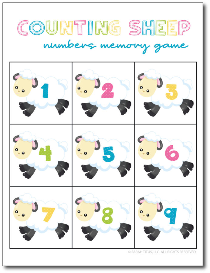 Counting-Sheep-Numbers-Memory-Game