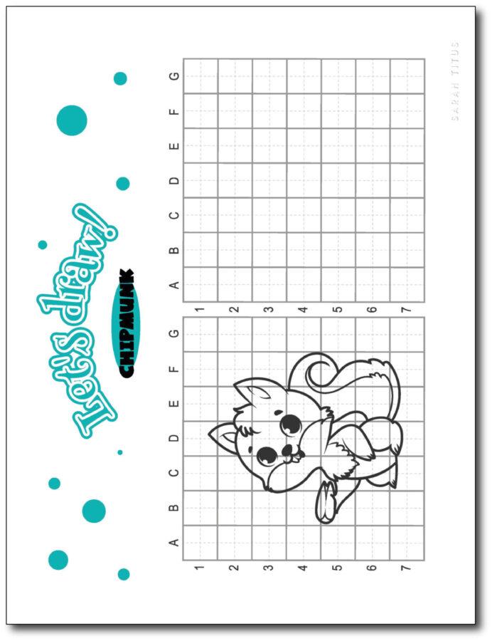 Draw-Chipmunk-Step-By-Step