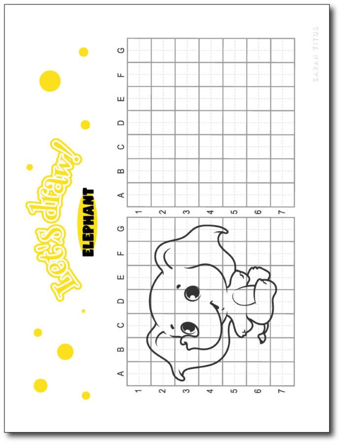 Draw-Elephant-Step-By-Step