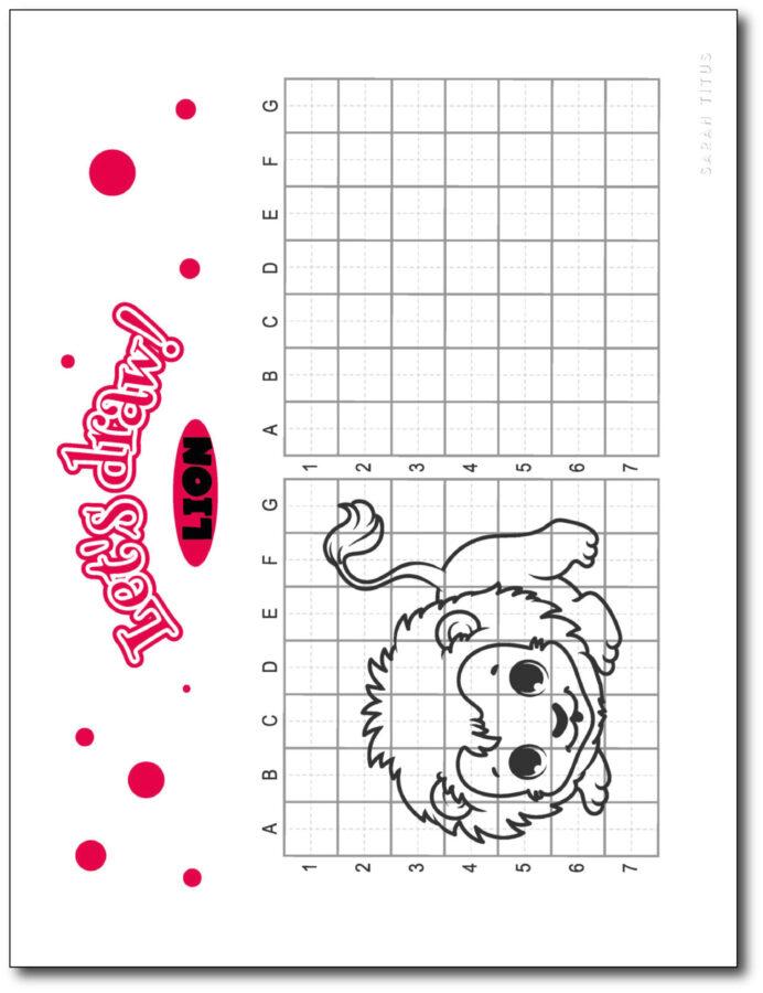 Draw-Lion-Step-By-Step