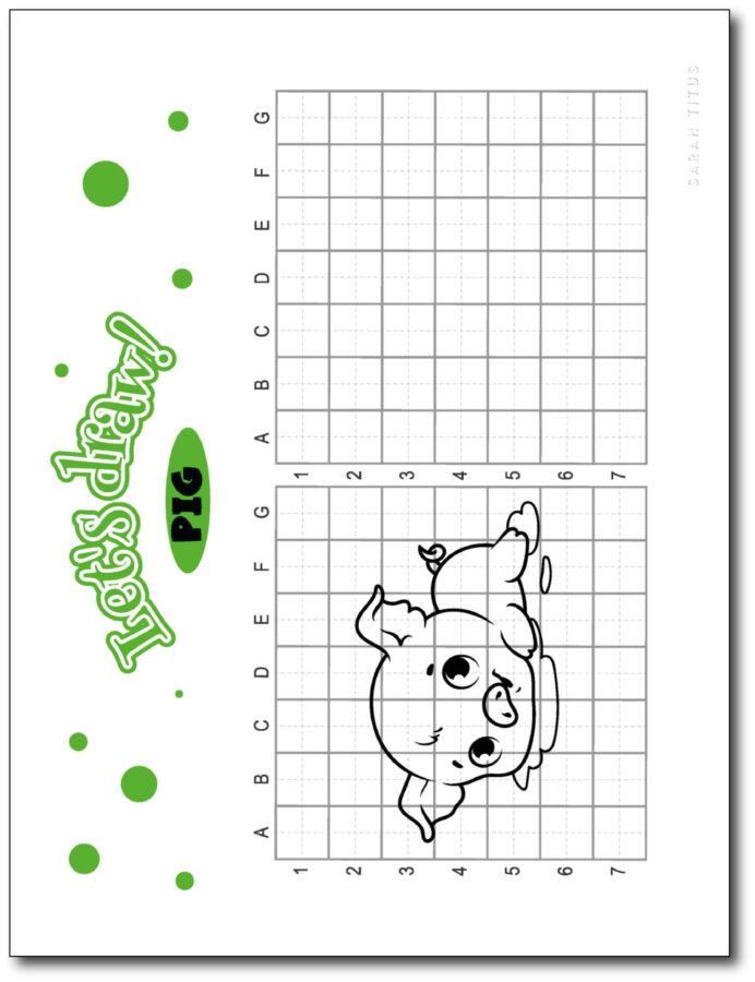 Draw-Pig-Step-By-Step