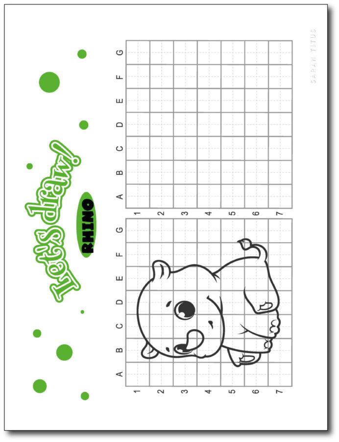 Draw-Rhino-Step-By-Step