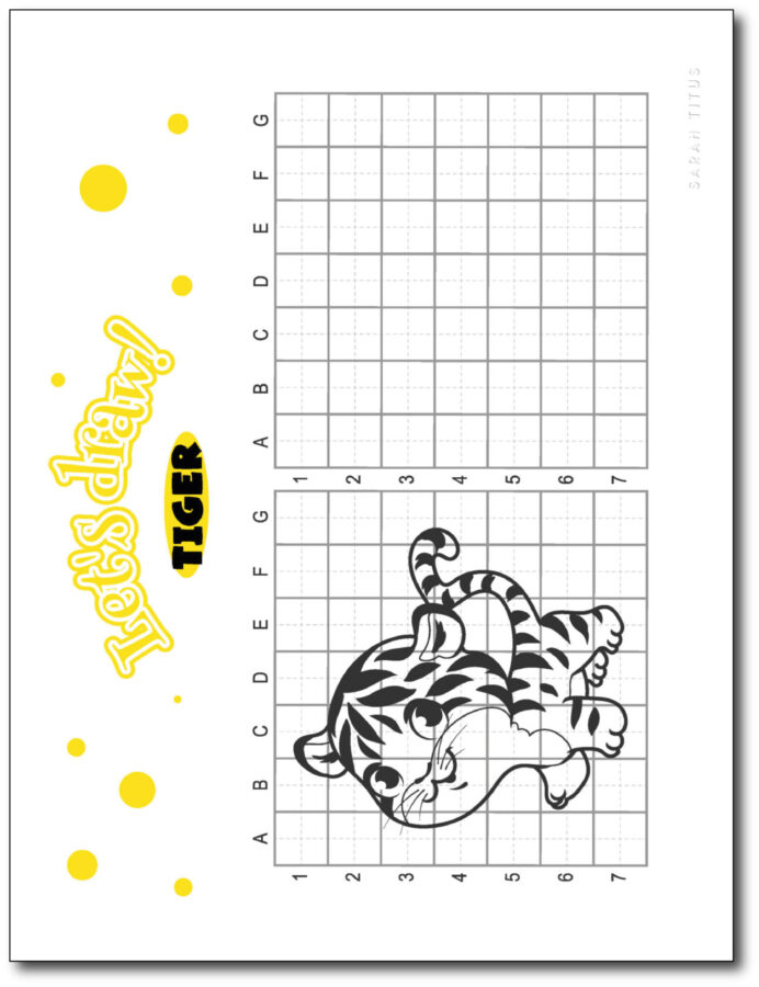 Draw-Tiger-Step-By-Step