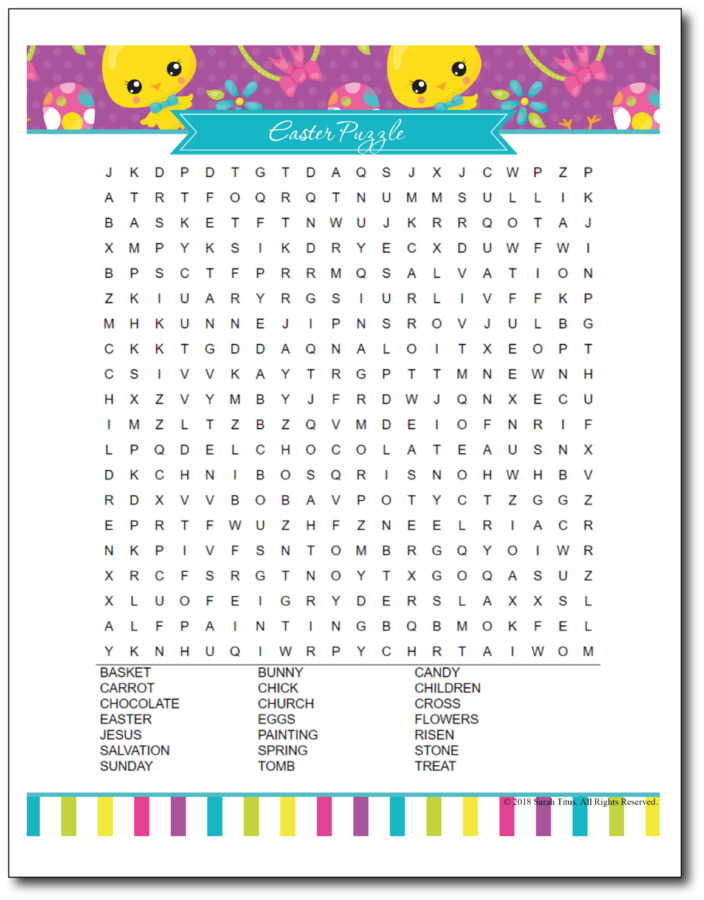 Easter-Puzzle