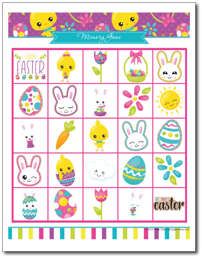 Easter-Time-Memory-Game