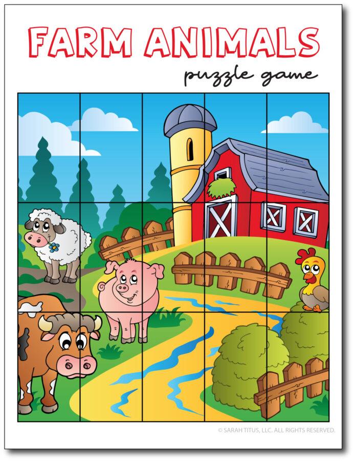 Farm-Animals-Puzzle-Game