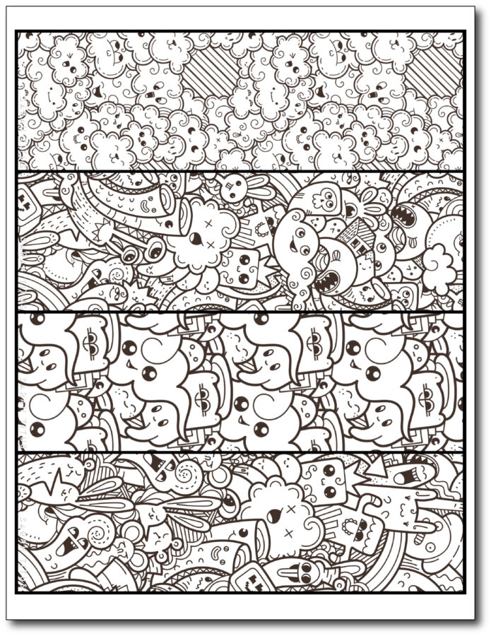 Free-Bookmarks-To-Color-For-Kids-Black-And-White