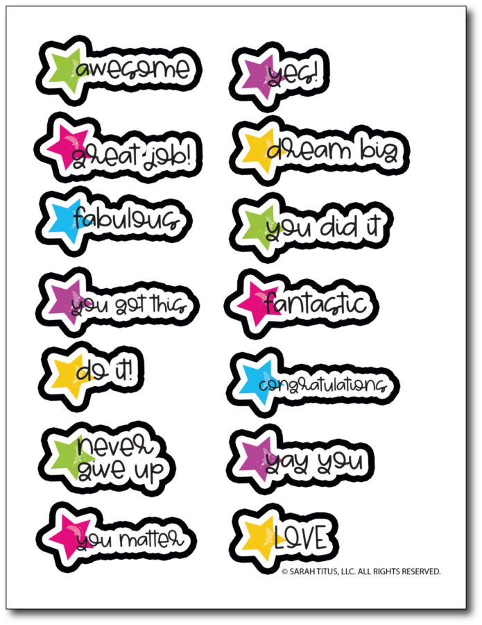 Free-Printable-Stickers-Cute-Inspirational-Stars