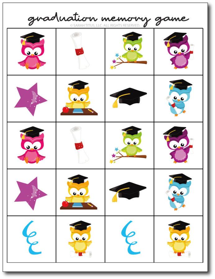 Memory-Game-Graduation