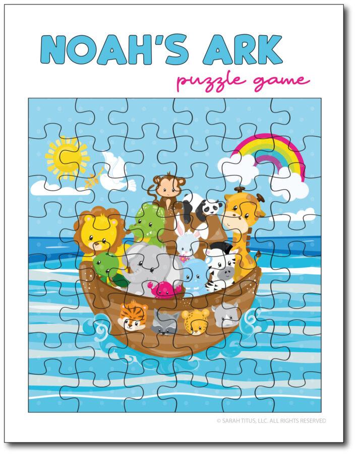 Noahs-Ark-Puzzle