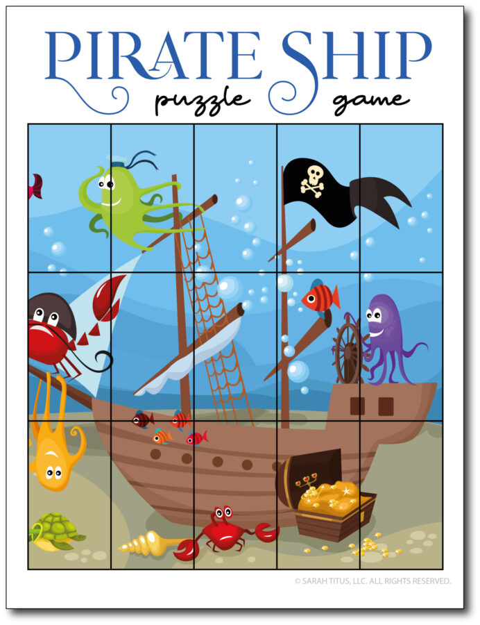 Pirate-Ship-Puzzle-Game
