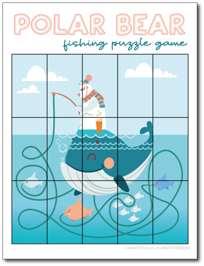 Polar-Bear-Puzzle-Game