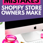 Believe it or not, I've made 8-figures in my Shopify store in the past three years! It's insane, I know. But I've been doing ecommerce for 22 years now and know EXACTLY how to make a store work and what NOT to do! Today, let's make sure you're not making these grave mistakes in your shop!!!