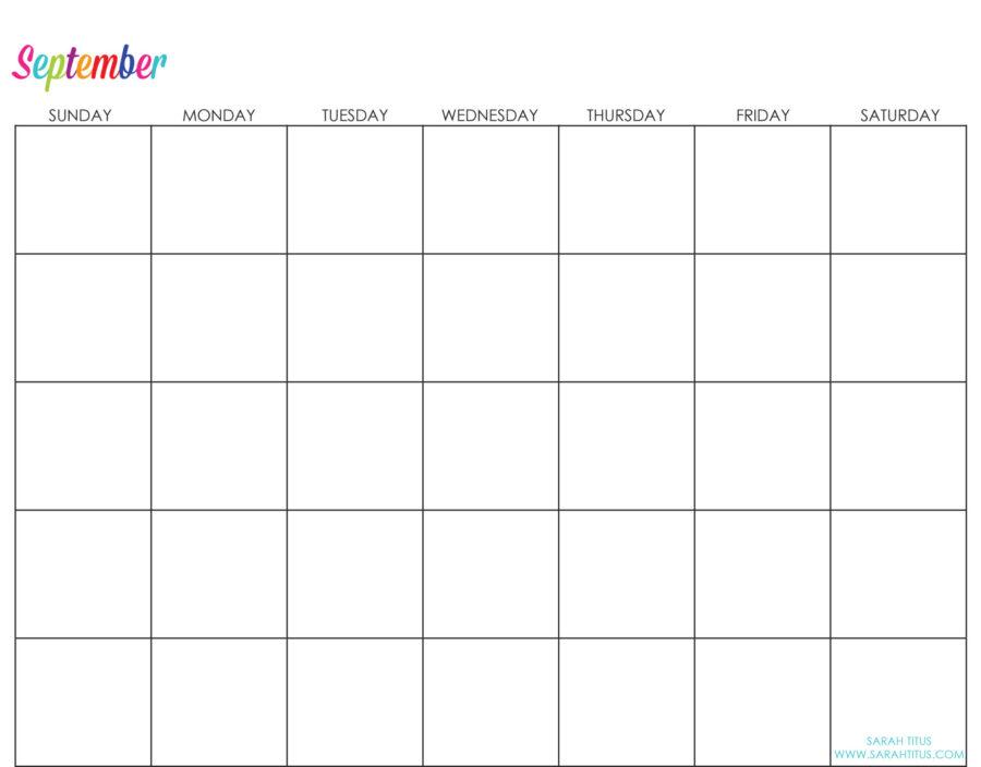 Undated-September-calendar