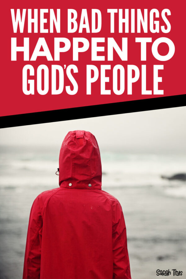 Wondering why bad things happen to you as a Christian? Here are 5 top reasons why bad things happen to God's people!