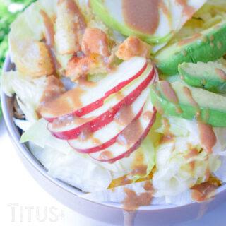 Balsamic Honey Mustard Salad