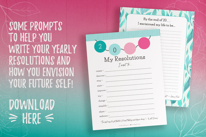 Resolutions Planner