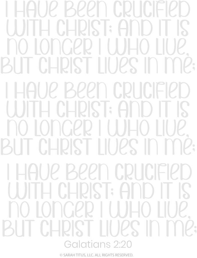 Better Hand Lettering Scripture Worksheets Page 26