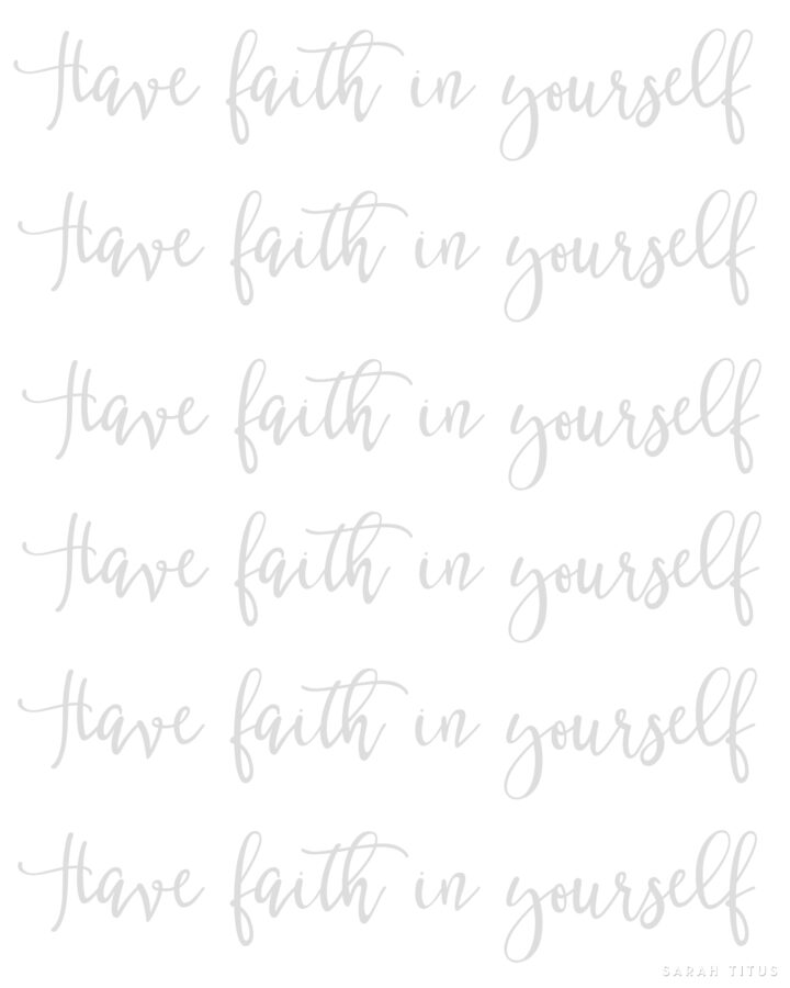 Hand Lettering 10