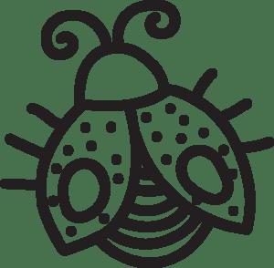 Ladybug Doodle