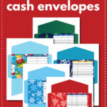 Looking to make sure you stay on track with your money this holiday season? These Christmas free printable templates for cash envelopes are PERFECT for you to use. There's even an accounting register on them so you can write in where all the money goes and how much you have left. These would be PERFECT to give your kids for their holiday shopping too!!!! So fun!