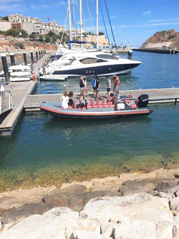Albufeira Boat Trip